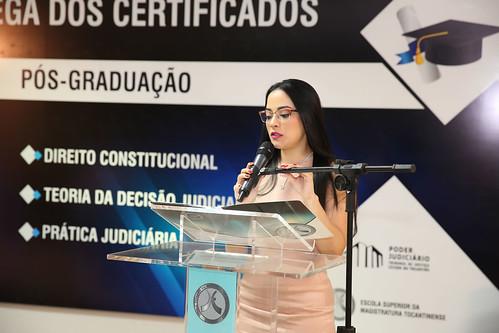 Solenidade de Entrega dos Certificados das Pós-Graduações (3)