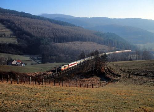 Nord-Süd-Herrlichkeit mit Fernverkehr
