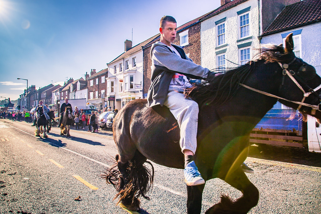 Gypsy Horse Race-4777