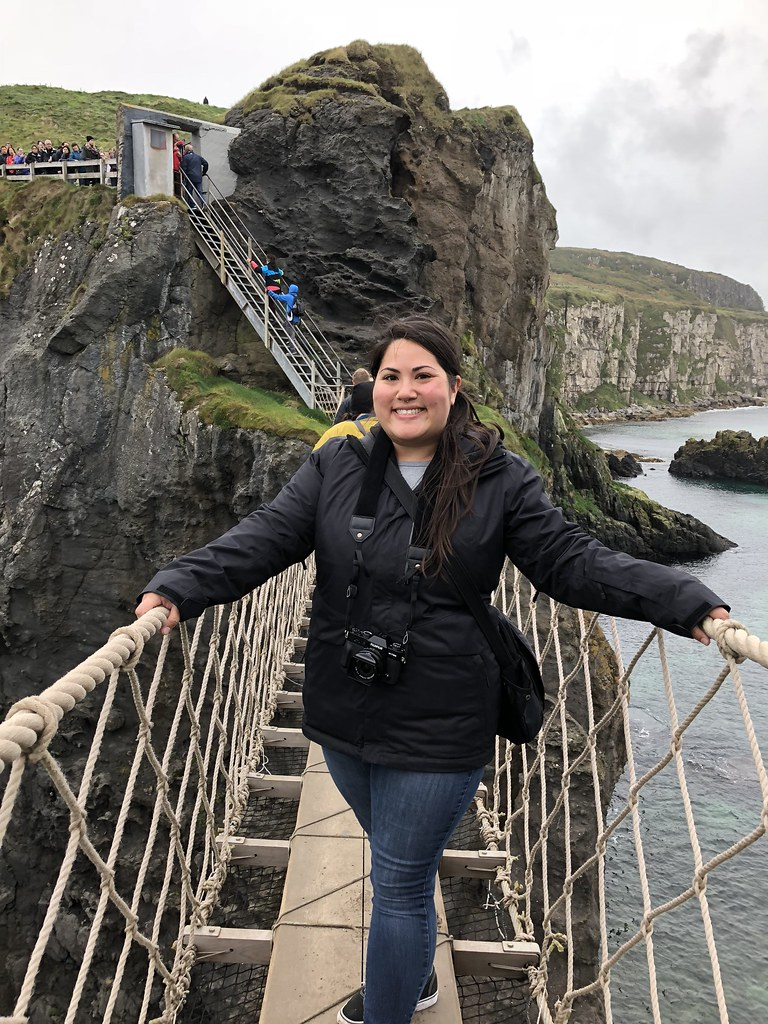 Carrick-a-rede   Ireland and Scotland Itinerary
