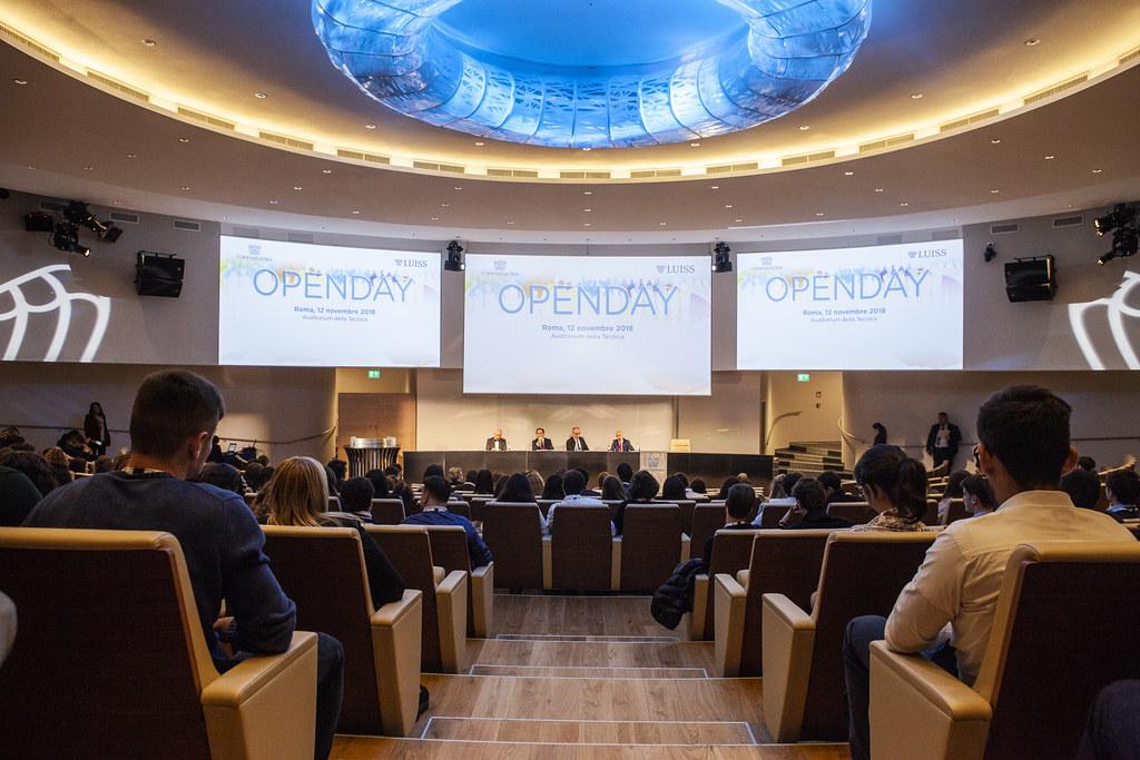 Open Day Confindustria  12 Novembre 2018