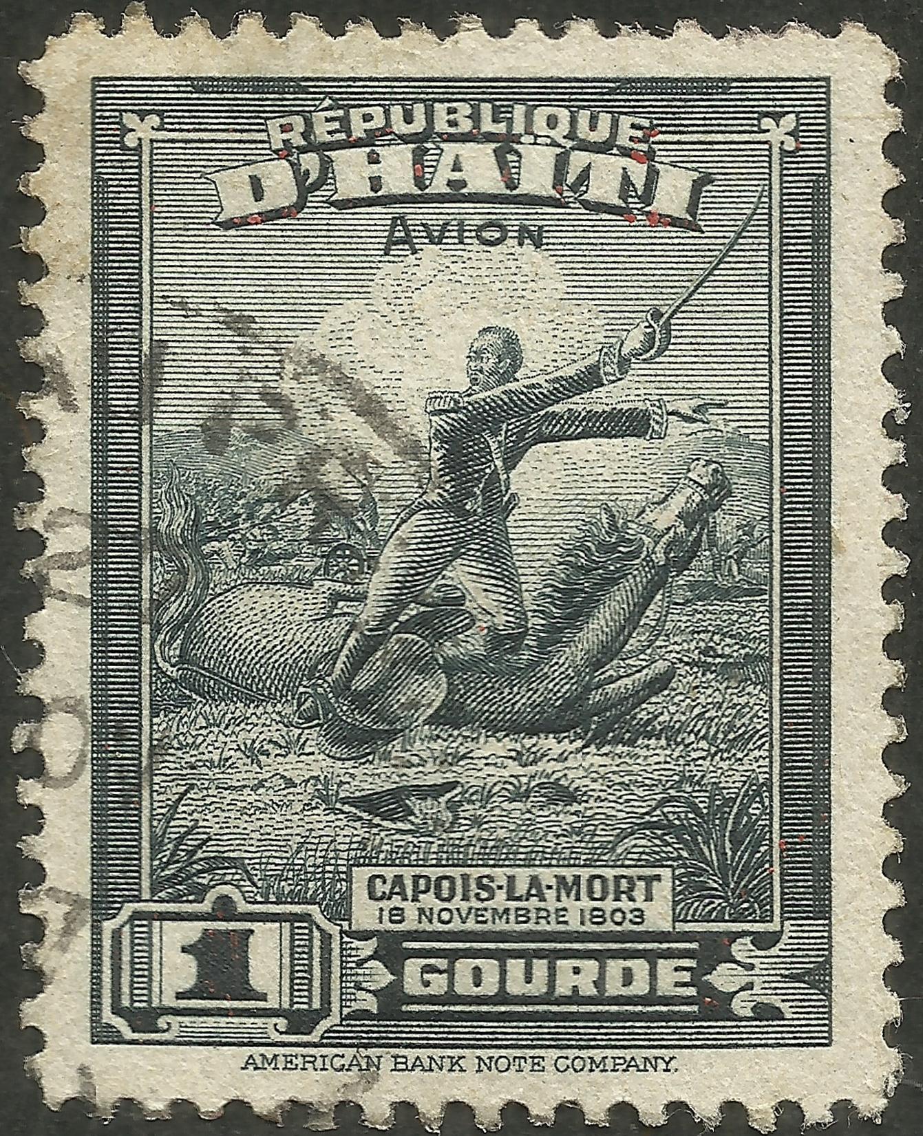 Haiti - Scott #C39 (1946)