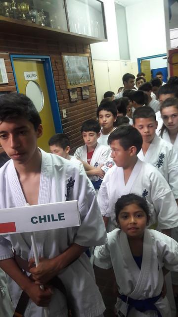Torneo Karate Kyokushin