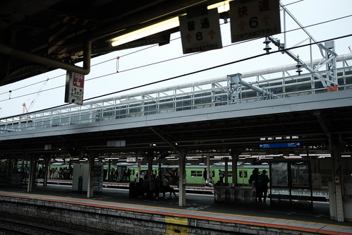京都→大阪