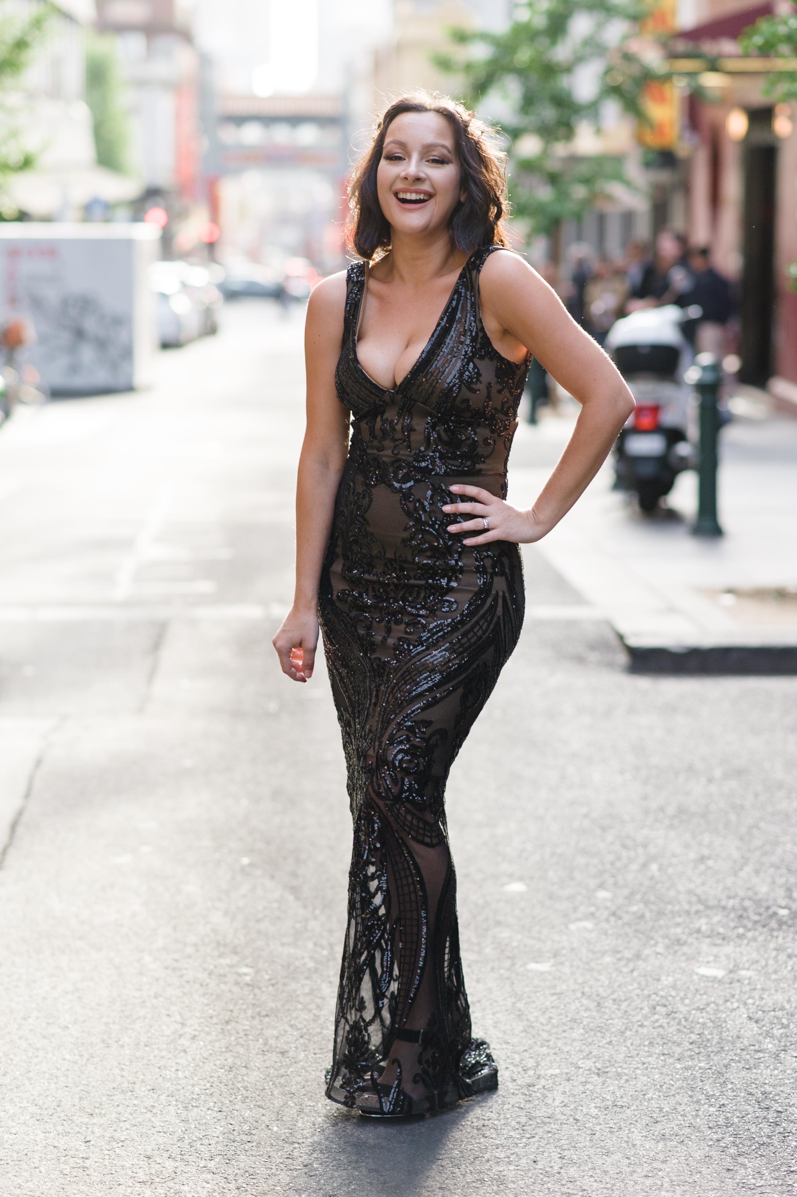 Julia Bobbin - Melbourne Frocktails 2018
