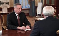 Беглов пообещал развивать образование и науку в Петербурге