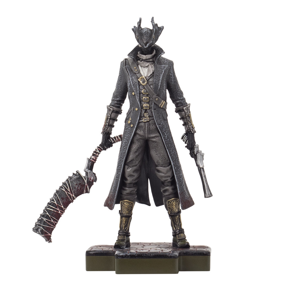 PlayStation Gear: The Hunter Figure