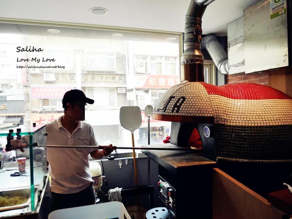 台北忠孝新生站好吃素食披薩餐廳義大利麵misha caffe (11)