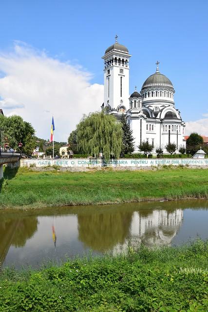 Iglesia de la Santísima Trinidad (Sighişoara, Transilvania, Rumanía, 20-8-2018)