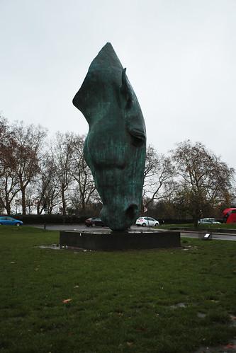 Cavallo a Hyde Park