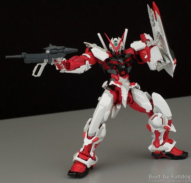 HiRM Astray Red Frame Gundam 28