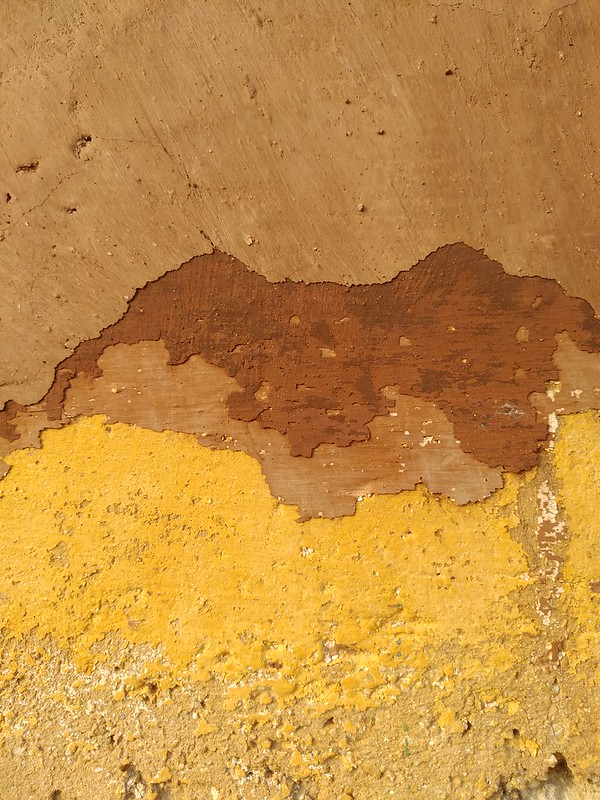 Orange Wall Texture #7