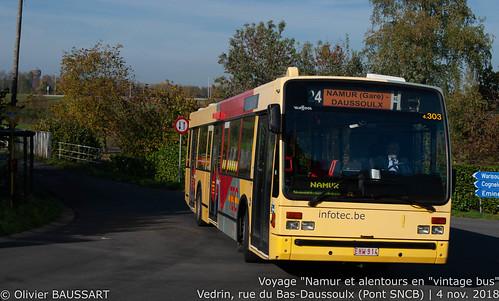 TEC Namur-Luxembourg 4.303 - Ligne 24