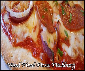 Pizza in Fitchburg