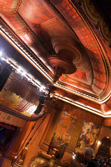 Beacon Auditorium Ceiling