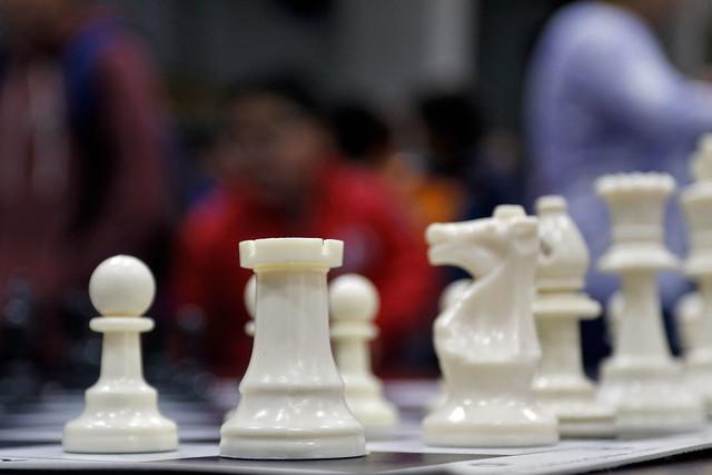Segundo Torneo de Ajedrez - La Mejor Jugada Del Siglo