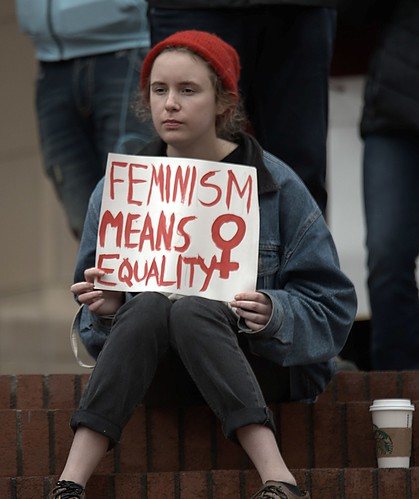Picture about equality