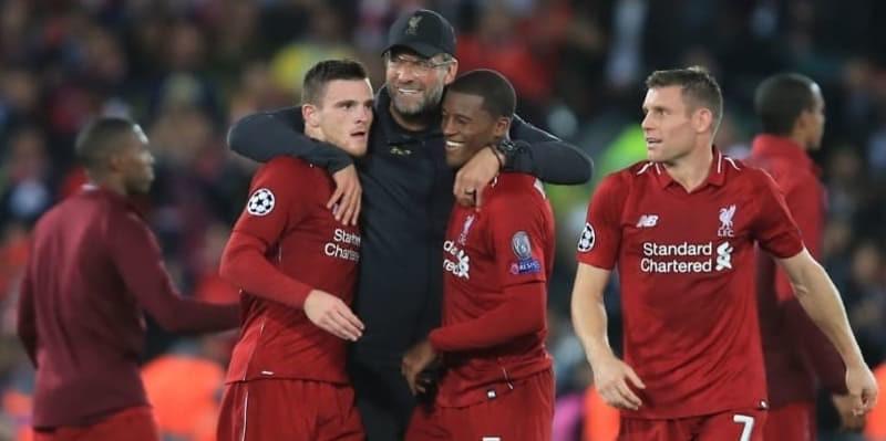 Liverpool lebih baik tetapi harus meningkatkan lebih lanjut