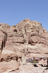 Climbing Down from the Monastery at Petra (27)