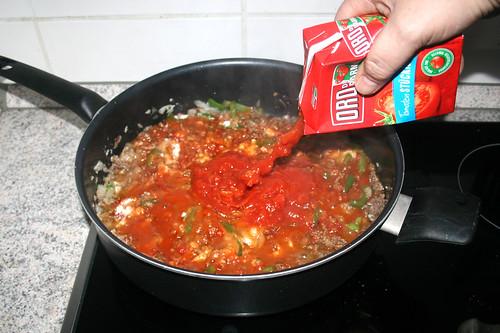 11 - Tomaten hinzufügen / Add tomatoes