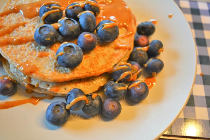 Recept: healthy pancakes voor Nationale Pannenkoekendag!