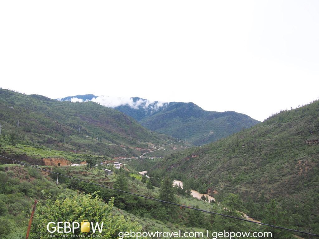 Bhutan in Summer12