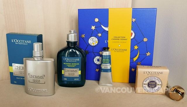 L'Occitane Fragrant Holidays