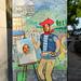 9. Barrio de los pintores de París