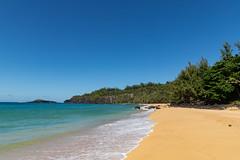 Secret beach Kauai, Hawaii