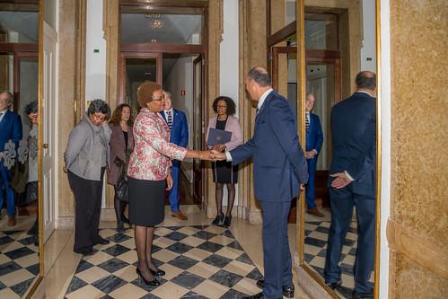 18.12. Secretária Executiva recebe cartas credenciais do Embaixador de Andorra em Portugal