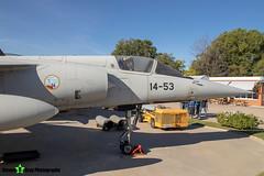 C.14C-77-14-53---560---Spanish-Air-Force---Dassault-Mirage-F1EDA---Madrid---181007---Steven-Gray---IMG_1661-watermarked