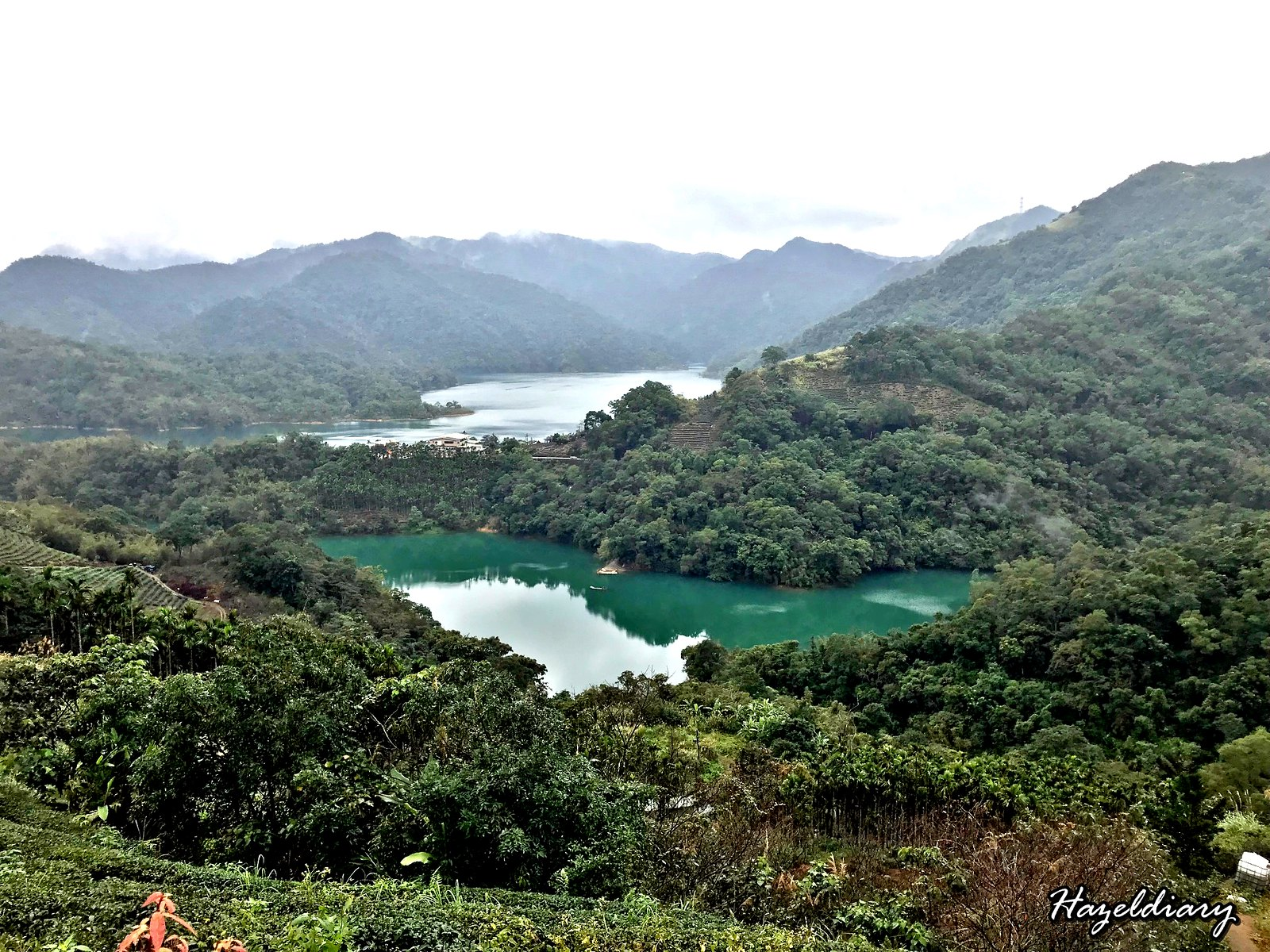 Shiding Thousand Island Lake-2