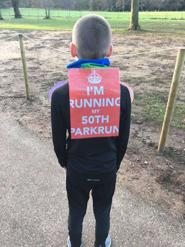 Clumber Park Run 01/01/19
