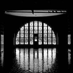 Ellis Island, NYC - The Registry Room