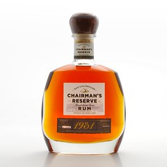 CHAIRMAN'S RESERVE 1931 RUM-BOTTLE