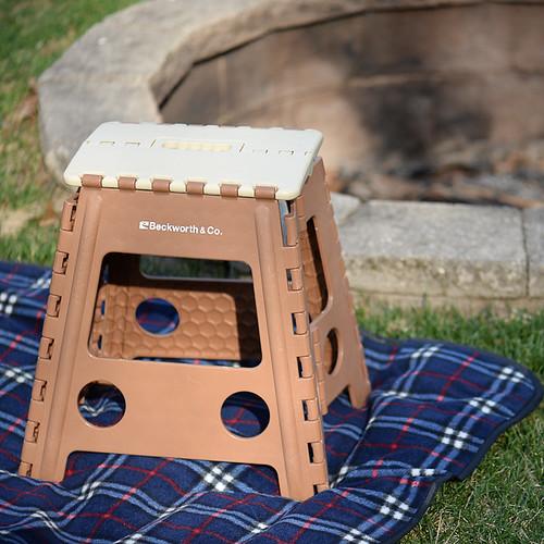 SmartFlip Camping and Step Stools