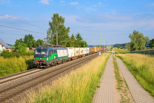 TXL 193 281 met Wanne Eickel KLV, Schmalenbach