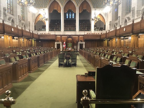 House of Commons, Canadian Parliament, Ottawa