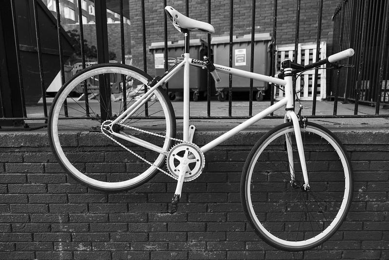 Ghost Bike - Dublin