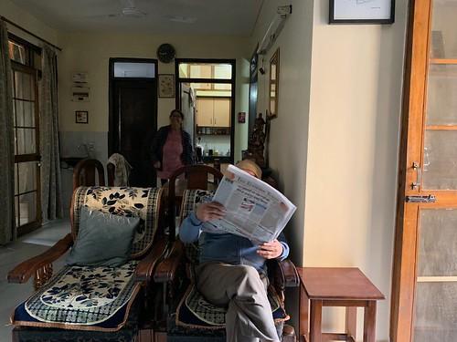 Mission Delhi - Robin, Shiksha Apartment, Ghaziabad