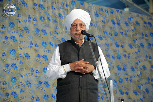 Roshan Minar Saint, Vasdev Singh, expresses his views