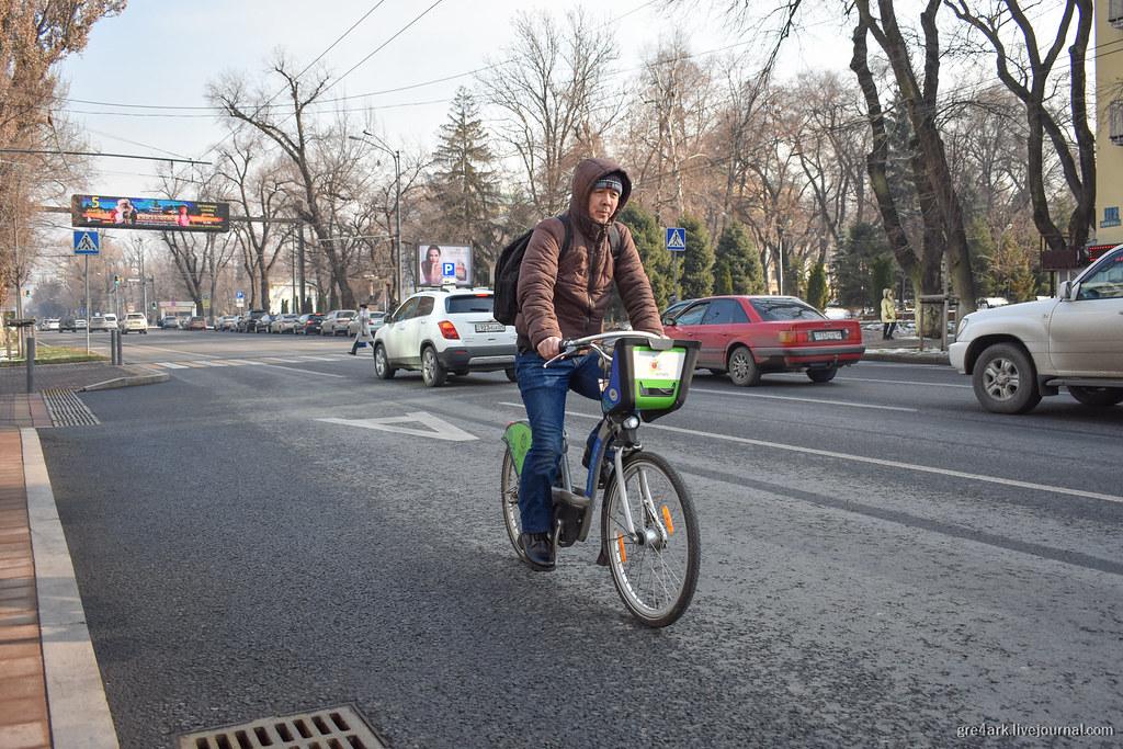 Революция Алматы