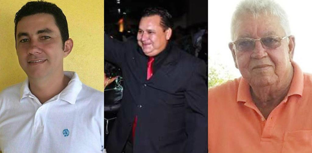 Câmara de Belterra tem novo presidente; é o segundo eleito. Quem tomara posse? , Ulisses, Braga e Serjão