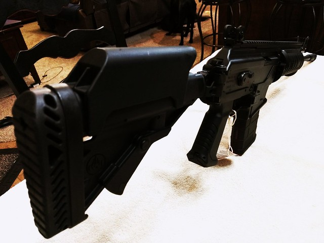 New  308 Battle Rifle