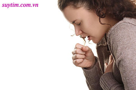 Suy tim độ 3 dễ gây ho do biến chứng lên phổi