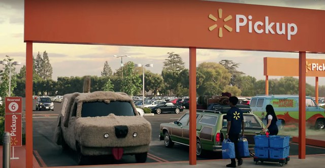 Walmart's 'Famous Cars' Commercial Is Like A LEGO Theme Reunion