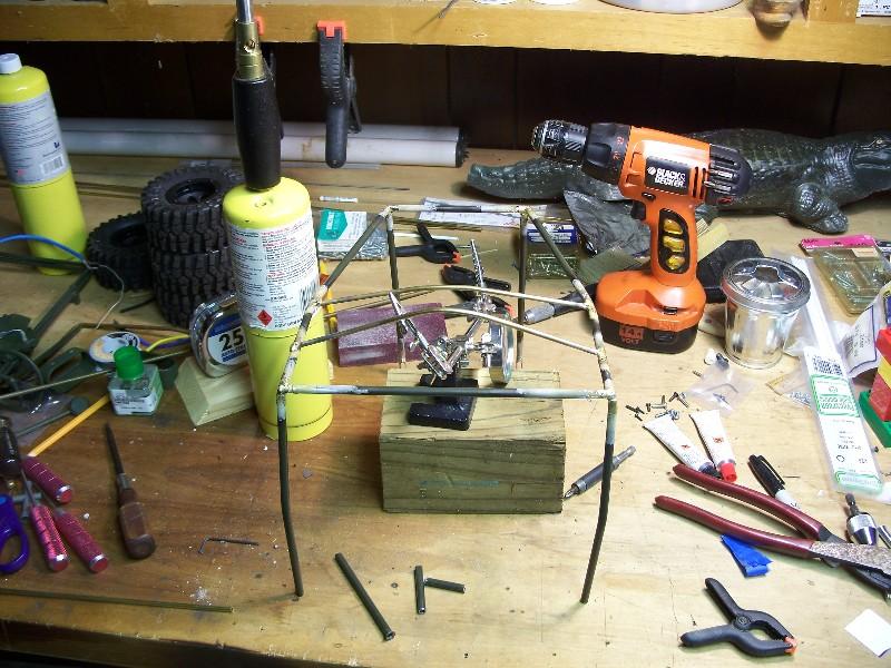 Building an RC sixth scale Jeep 31977648418_14dacd205c_o