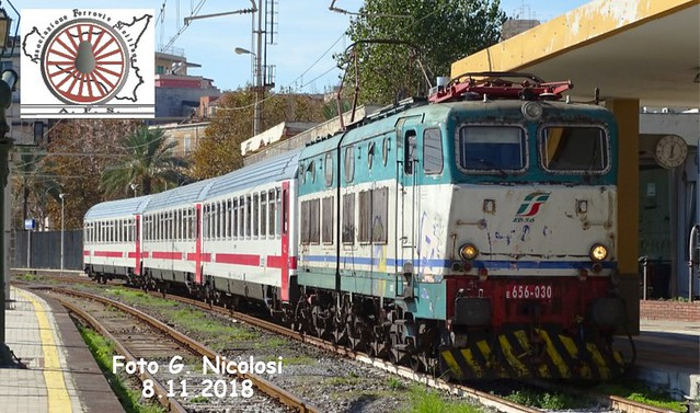 106 - Febbraio 2019 - L'Intercity 722 32027987357_e8c6f16545_z