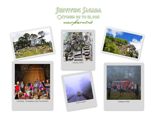 Surviving Sagada