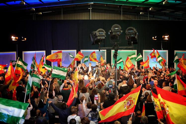 El PP inicia la campaña electoral apostando por Juanma Moreno como el cambio en Andalucía